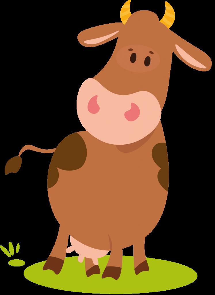 Kuh Groß